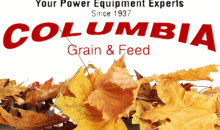 Columbia Grain and Feed-$50 of Product & Services at Columbia Grain and Feed for Only $25!