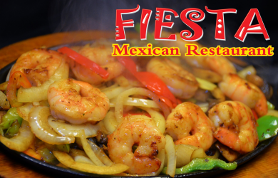 Fiesta Mexican Restaurant -$30 of Food and Drinks at Fiesta Mexican Restaurant for Only $15!