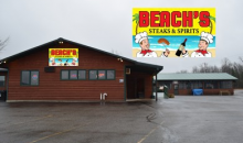 Beach's Steaks & Spirits Crandon-Beach's Steaks & Spirits in Crandon get a $25 certificate for $12.50