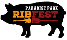 Paradise Park-Half off tickets to Paradise Park's 2nd Annual Ribfest! July 29-31st! Get 2 tickets for $5!