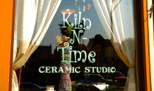 Kiln-N-Time-Half off for 2 at Kiln-N-Time in Lawrenceville! Paint Your Own Pottery + BYOB!