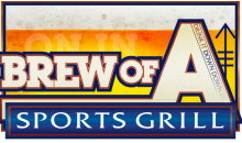 Brew of A Sports Grill-Brew of A Sports Grill - $20 to Spend on American Favorites: Burgers, Salads, Appetizers and More