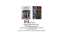 Odyssey Bookstore-50% off at Odyssey Bookstore $25 voucher for $12.50
