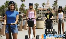 Newport Fun Tours-$50 for a 90-Minute Guided Segway Tour of Newport Peninsula from Newport Fun Tours ($100 Value)
