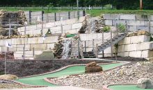 Red Carpet Mini Golf-Half off at Red Carpet Mini Golf! Mini golf for 4 + small bucket of balls for just $14.50!