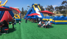 Inflatable World-Unlimited Play at Inflatable World Plaza Bonita