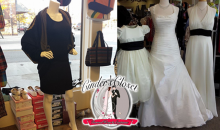Cinders Closet-$30 of Women's Clothing, Wedding Apparel, Formal Wear and More at Cinders Closet for Only $15!