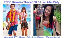 East Coast Surfing Championships 5K-East Coast Surfing Championships 5K Hawaiian Themed Run & Luau After Party + Locals Only™ Card