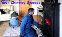 Your Chimney Sweeps-$79 for Chimney Cleaning & Safety Inspection (Value $178)