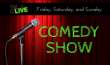 3rd Street Live!-$15 for Two Tickets to Comedy Night at 3rd Street Live in Temecula! (Fri, Sat, or Sun)