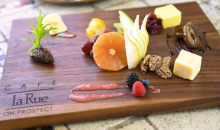 Cafe la Rue-Get $50 for $25 at Café la Rue