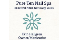 Pure Ten Nail Spa-One-on-One Back to School in Style Makeup Lesson for ONLY $25.00