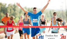 Santa Rosa Academy Foundation-50% Off Menifee's 1st 3K and 5K,  Tie-Dye Freedom Run!