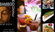 Bamboo House Asian Bistro-$25 for $40 Worth of Asian Cuisine from Bamboo House Asian Bistro