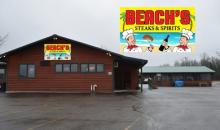 Beach's Steaks & Spirits Crandon-Beach's Steaks & Spirits in Crandon get a $25 certificate for $12.50
