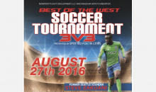 Best of The West 3v3 Soccer Tournament -$15 Off Best of The West 3v3 Soccer Tournament! **PROMO CODE ON VOUCHER**