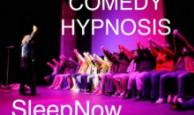 Sleep Now-$10 for Admission to Sleep Now Hypnosis Comedy Show! ($20 Value)
