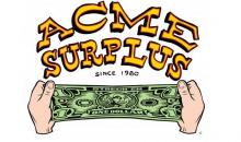 ACME Surplus-Save 30% at Acme Surplus