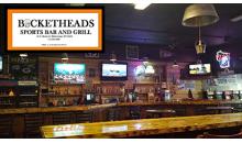 Bucketheads Sports Bar and Grill-Rhinelander-Bucketheads Bar & Grill in Rhinelander get a $15 Certificate for $7.50