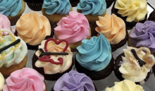 Cora Lee Cupcakes-Half off delicious Cora Lee Cupcakes! Get some Halloween-themed cupcakes for your party!