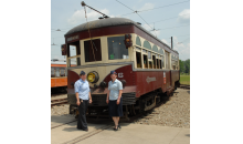 Pennsylvania Trolley Museum-Half price admission to the Pennsylvania Trolley Museum!