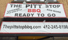 The Pitt Stop BBQ-Half off Deal at The Pitt Stop BBQ! Family Owned in the Heart of Bellevue!