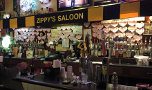 Zippy's Saloon-Half off at Zippy's Saloon in Brookline!