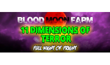 Canfield Scaregrounds-11 Dimensions of Terror; 2 Hours of Fear at the Canfield Scaregrounds! Tickets just $12.50!