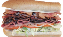 Green Dot Sub Shop-$10 of Food and Drinks at Green Dot Sub Shop for Only $5!