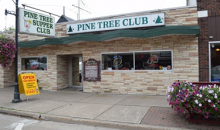 Pine Tree Supper Club in Tomahawk-Pine Tree Supper Club in Tomahawk Get a $25 Certificate for $12.50