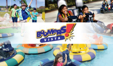 Boomers-50% off All Day Pass at Boomers (Vista Location Only)