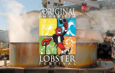 Murrieta Lobster Fest-50% OFF Admission to the Murrieta Original Lobster Festival