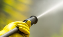 Crystal-Clear Window Cleaning LLC-74% OFF Exterior Power Washing For Your Entire Home from Crystal-Clear Window Cleaning!