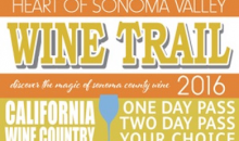 Heart of Sonoma Valley Association-45% off Sonoma Valley Wine Trail Pass