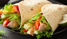 Jim's Wraps & Salads-Get $20 towards Jim's Wraps & Salads for $10! Print out 5 $4 certs!
