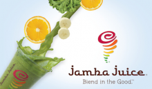 Jamba Juice -$5 for $10 Worth of Fresh Juices or Smoothies at Jamba Juice!