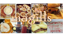 Magills-$20 of Food and Drinks at Magills Restaurant for Only $10!