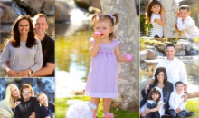 Michael Herbach-$64 for Family Fall & Holiday Photos 30 min Session at Redhawk Waterfall!