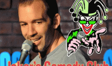 Atomic Bowl-2 Comedy Tickets Plus $10 of Food and Drinks at Jokers Comedy Club, a $30 Value for Only $15!