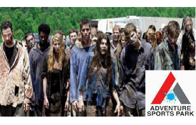 Adventure Sports Park-Zombie Trail Walk & Paintball Shoot for All Ages - Every Friday & Saturday thru October in Va Beach