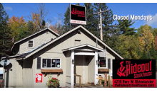 The Hideout Steakhouse in Rhinelander-The Hideout Steakhouse in Rhinelander Get a $20 Certificate for $10