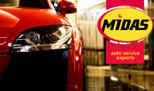 Midas-$50 or $100 Dollars to spend on any MIDAS TOUCH® Complete Services and/or Repairs for your vehicle