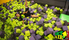 Get Air of Temecula-63% Off Get Air Trampoline Park, Ninja Course & New Slack Line Course