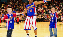 Harlem Globetrotters-HARLEM GLOBETROTTERS Experience 12/26/16! Two Amazing Options including a Meet & Greet Event!
