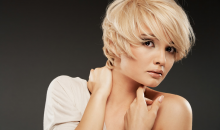 LVS Salon-Haircut, Blow Dry & Conditioning Treatment for $49