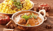Masala-$20 of Food and Drinks at Masala Indian Cuisine for Only $10!