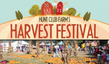 Hunt Club Farm -Harvest Festival - Family 4-Pack - Includes Pony Rides, Petting Zoo, Pumpkin Patch, Hayrides & More!