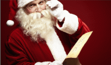 SealedbySanta.com-$14 for a Personalized Deluxe Letter-from-Santa Package with Phone Call from SealedbySanta.com