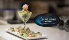 It's Tabu Sushi Bar & Grill-$15 for $30 worth of Delicious Sushi & More from It's Tabu Sushi Bar & Grill!
