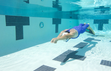 Diego Rodriguez-3 Personalized Fin Swimming or Free Diving Classes